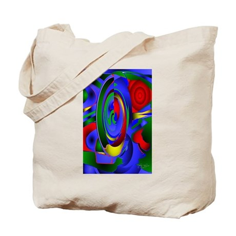 Abstract 001a Tote Bag