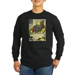 Mother Hen Long Sleeve Dark T-Shirt