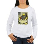 Mother Hen Women's Long Sleeve T-Shirt