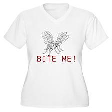 Bite Me! Plus Size T-Shirt