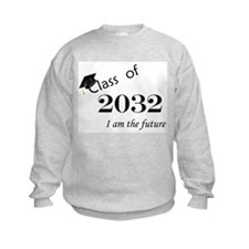 Born in 2014/Class of 2032 Sweatshirt