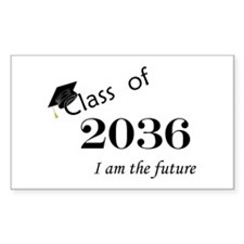 Born in 2014/Class of 2036 Decal