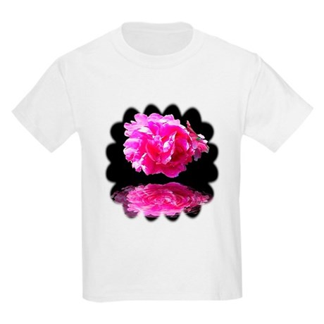 Peony Reflections Kids T-Shirt