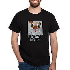 Pug I Didnt Do It T-Shirt