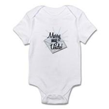 """Marry my Uncle"" Infant Bodysuit"