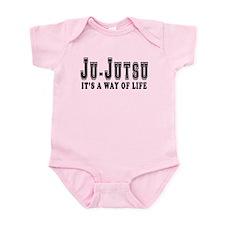 Ju-Jutsu Is Life Infant Bodysuit