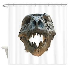Tyrannosaurous Rex Shower Curtain