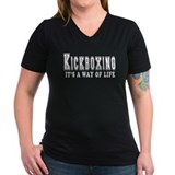 kickboxing Is Life Shirt