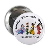 "ISAMETD Unity Through Dance 2.25"" Button (10"