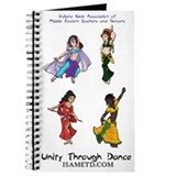 ISAMETD Unity Through Dance Journal