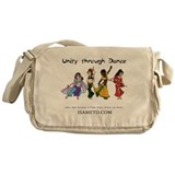ISAMETD Unity Through Dance Messenger Bag