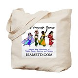 ISAMETD Unity Through Dance Tote Bag