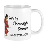 ISAMETD Unity Through Dance Mug
