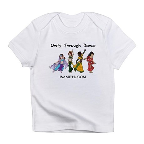 ISAMETD Unity Through Dance Infant T-Shirt
