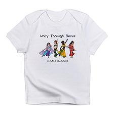 ISAMETD Unity Through Dance Infant T-Shirt