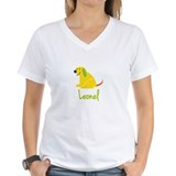 Leonel Loves Puppies T-Shirt