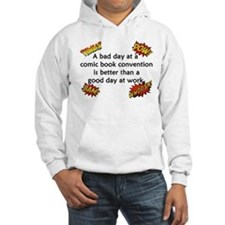 Comic Book Conventions Jumper Hoody