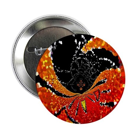 "Crystal Web 2.25"" Button (100 pack)"