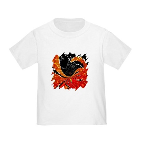 Crystal Web Toddler T-Shirt