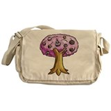 Cake Tree Messenger Bag