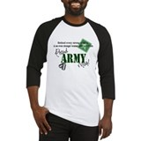 Proud Army Mom Baseball Jersey
