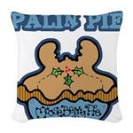 Funny Palin (Moose Berry) Pie.png Woven Throw Pill