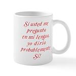 The Hispanic Mug