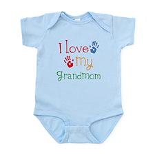 I Love My Grandmom Infant Bodysuit