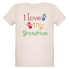 I Love My Grandmom T-Shirt