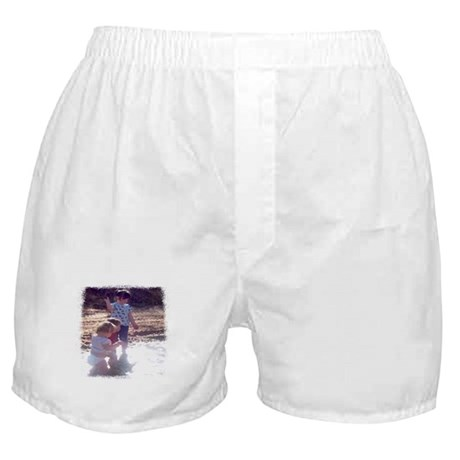River Fun Boxer Shorts