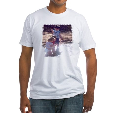 River Fun Fitted T-Shirt