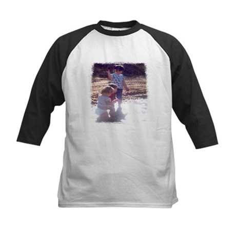 River Fun Kids Baseball Jersey