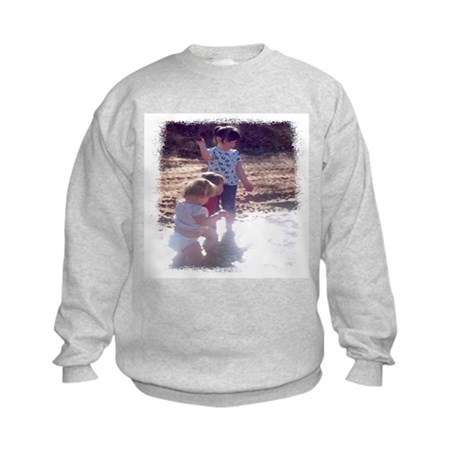 River Fun Kids Sweatshirt