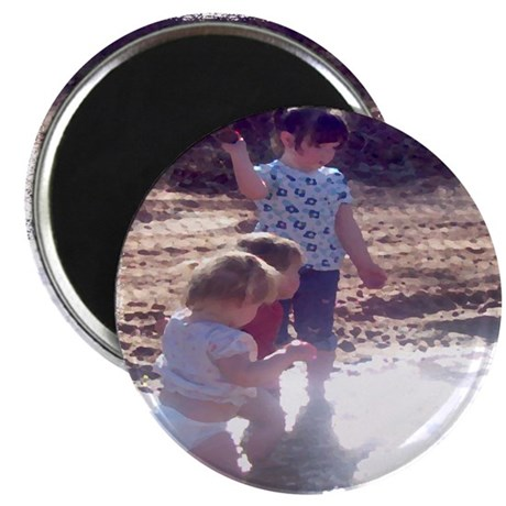 River Fun Magnet