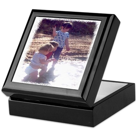 River Fun Keepsake Box