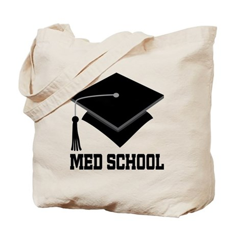 Med School Best Gift Tote Bag