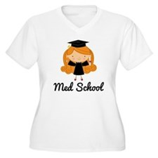 Cute Med School Graduate T-Shirt