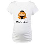 Cute Med School Graduate Maternity T-Shirt
