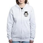Med School penguin Women's Zip Hoodie