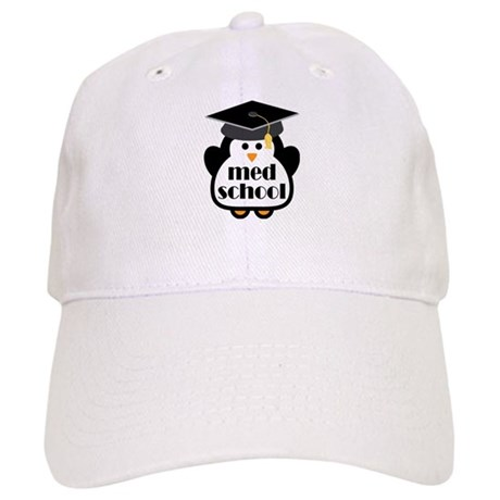 Med School penguin Cap