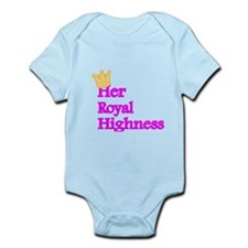 Her Royal Highness Body Suit