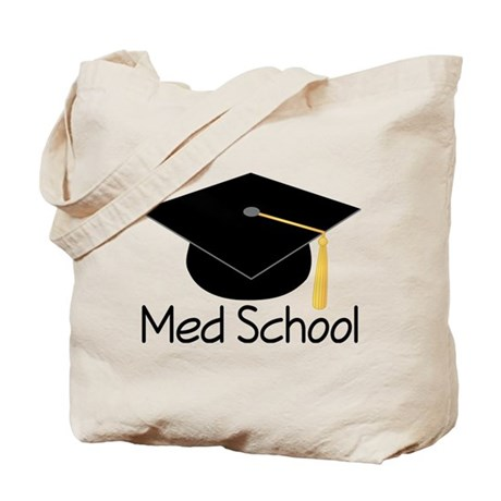 Gift For Med School Graduate Tote Bag