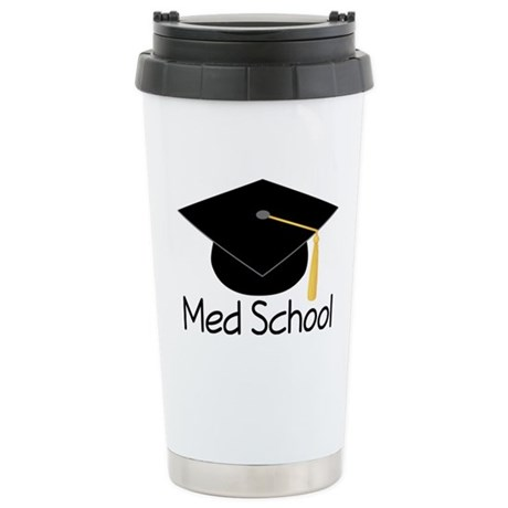Gift For Med School Graduate Stainless Steel Trave
