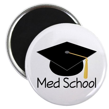 Gift For Med School Graduate Magnet