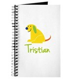 Tristian Loves Puppies Journal