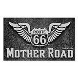 Mother Road - Route 66 Decal
