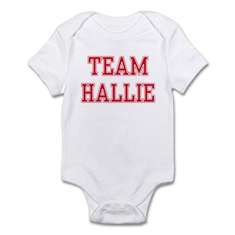 TEAM HALLIE Infant Bodysuit