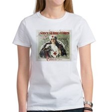 Vintage Navy Nurse Corps 1908 T-Shirt
