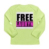 FREE LAURYN HILL T-SHIRTS Long Sleeve T-Shirt