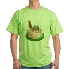 Squirrel on Cake T-Shirt